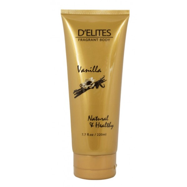 D'Elites Body Cream Vanilla 220 ml